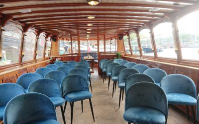 Trouwen salonboot Amsterdam
