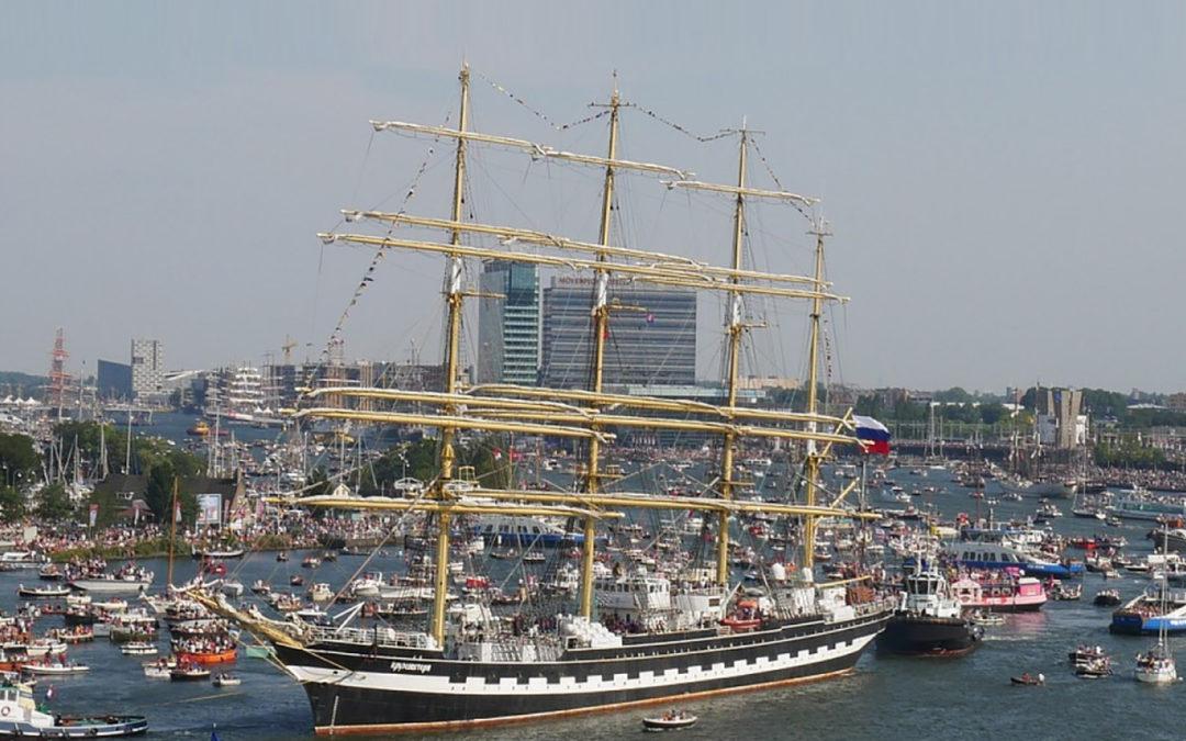 SAIL 2020 Amsterdam