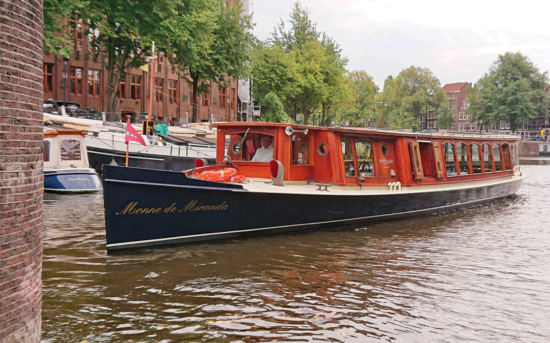 Unieke vergaderlocatie in Amsterdam