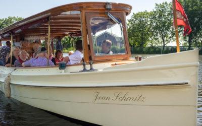 Salonboot huren in Amsterdam?